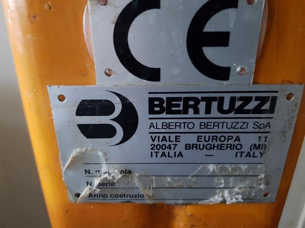 Immagine n. 12 - 26#3260 Argano Bertuzzi