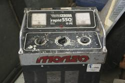 Cebora Rapid starter and Felisatti compressor - Lot 15 (Auction 3266)