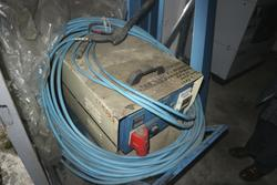 Tenox high pressure washer and Wirbel vacuum cleaner - Lot 33 (Auction 3266)