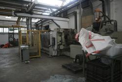 Negri Bossi injection molding machine - Lot 36 (Auction 3266)