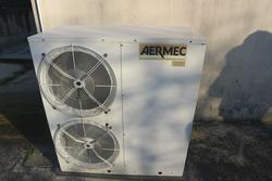 Aermec air conditioner and fire extinguishers - Lot 7 (Auction 3266)