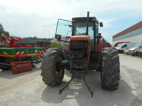 1#3268 Trattore agricolo seminatrice ed erpice - Terni ...