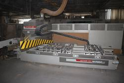 Point machine Morbidelli and paint booth - Lot  (Auction 3271)