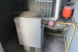 Riello boiler - Lot 19 (Auction 3271)