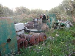 Impianto molitura olive Nicola Biallo Eredi - Lotto 1 (Asta 3272)