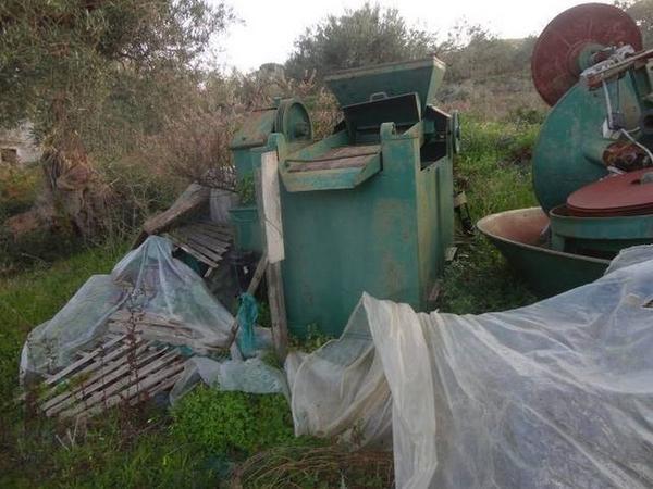 Immagine n. 4 - 1#3272 Impianto molitura olive Nicola Biallo Eredi