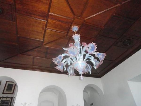 Immagine n. 1 - 3#3272 Lampadari vetro di murano e lavastoviglie Smeg