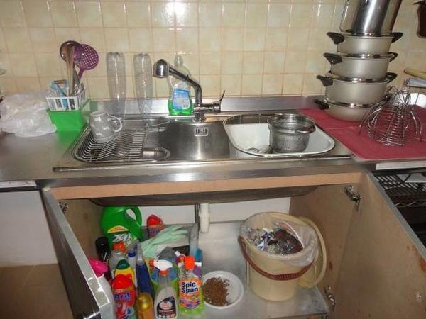Immagine n. 4 - 3#3272 Lampadari vetro di murano e lavastoviglie Smeg