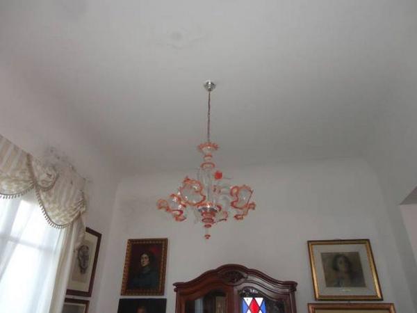 Immagine n. 10 - 3#3272 Lampadari vetro di murano e lavastoviglie Smeg