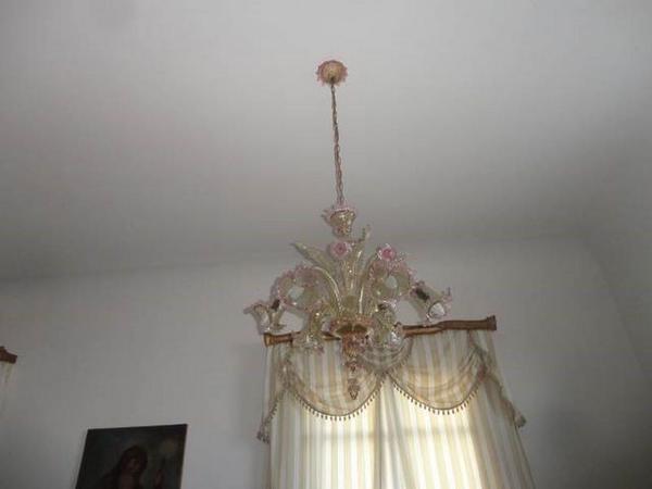 Immagine n. 19 - 3#3272 Lampadari vetro di murano e lavastoviglie Smeg