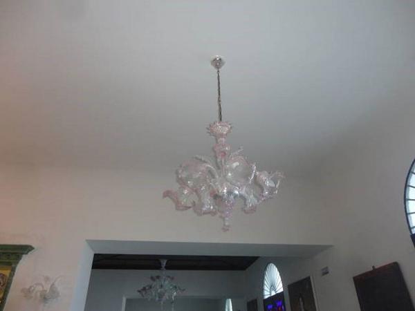Immagine n. 20 - 3#3272 Lampadari vetro di murano e lavastoviglie Smeg