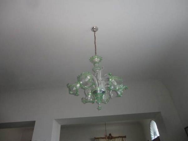 Immagine n. 21 - 3#3272 Lampadari vetro di murano e lavastoviglie Smeg