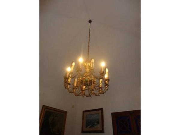 Immagine n. 27 - 3#3272 Lampadari vetro di murano e lavastoviglie Smeg