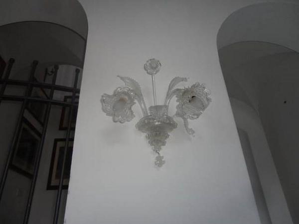 Immagine n. 43 - 3#3272 Lampadari vetro di murano e lavastoviglie Smeg