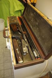 Fucile Beretta e pistola Glock - Asta 3274