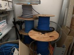 Fiber optic cable spools - Lot 3 (Auction 3276)