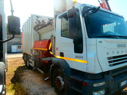 Iveco Stralis 300 compactor - Lot 17 (Auction 3278)