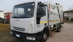 Iveco Eurocargo 120E17 waste compactor - Lote 25 (Subasta 3278)