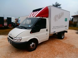 Fridge van Ford Transit 2005 - Lot 26 (Auction 3278)
