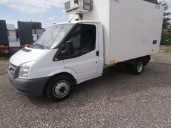 Fridge van Ford Transit 2008 - Lot 27 (Auction 3278)