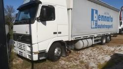 Volvo FH12 truck - Lote 30 (Subasta 3278)