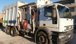 Iveco Eurotech compactor - Lot 31 (Auction 3278)