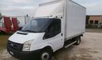 Ford Transit van - Lot 33 (Auction 3278)