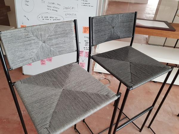 Lotto sgabelli alias paludis stool