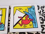 Stampe Keith Haring - Lotto 149 (Asta 3279)