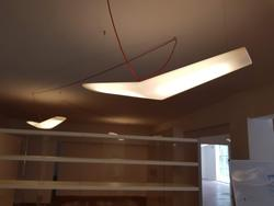 Lampade da soffitto Artemide Gabbiano - Lotto 152 (Asta 3279)