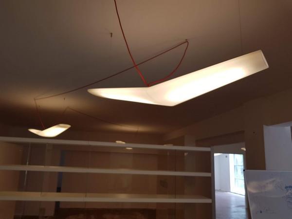 Lampade da soffitto artemide gabbiano palermo sicilia