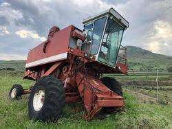 Laverda 3350 AL combine harvester - Lote 33 (Subasta 3287)