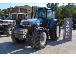 Trattore New Holland TM165 New Holland TM 165