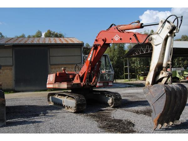 40#3287 Escavatore cingolato Orestein & Koppel RH6