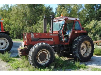 Lotto Trattore Fiat Agri 180 90 Dt