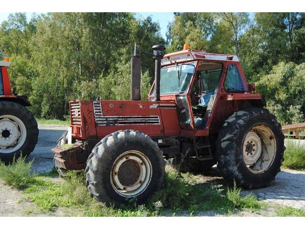 50#3287 Trattore Fiat Agri 180 90 DT