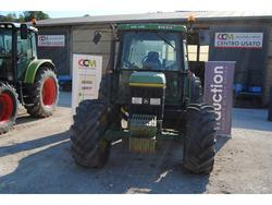 John Deere 6400 AS tractor - Lot 8 (Auction 3287)