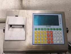 Piattaforma pesa 4 celle Pvm Iscale - Lotto 12 (Asta 3295)