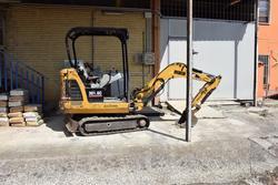 Mini Escavatore Caterpillar 301 6C - Lotto 2 (Asta 3299)