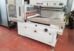 Venus 6080 heat shrink wrapping machine - Lot 1 (Auction 3303)