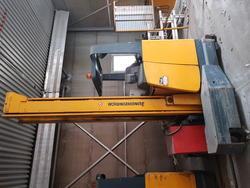 Jungheinrich multidirectional reach truck - Lot 9 (Auction 3303)