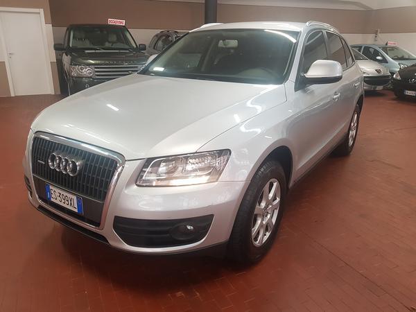 11#3309 Audi Q5