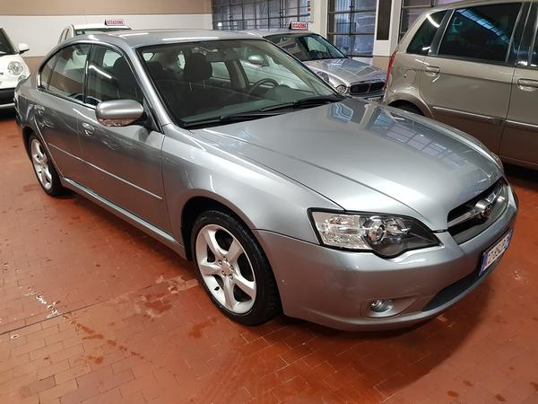 5#3309 Subaru Legacy