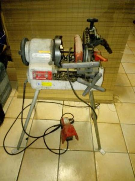 Immagine n. 2 - 4#3312 Filettatrice elettrica 2 Rothemberger