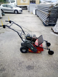 Combustion flail mower - Lote 5 (Subasta 3312)