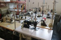 Pfaff Durkopp staplers and Siplac band saw - Lot  (Auction 3316)
