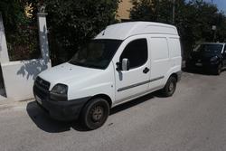 Fiat Dobl   van - Lot 3 (Auction 3316)