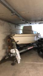 Trailer and boat - Lot 1 (Auction 3319)
