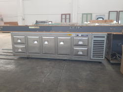 4 drawer fridge bar and 3 doors - Lot 8 (Auction 3329)