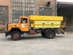 Magirus 120 4x4 operating machine - Lot 13 (Auction 3330)